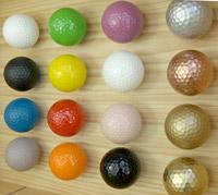 Upcycling og golf balls