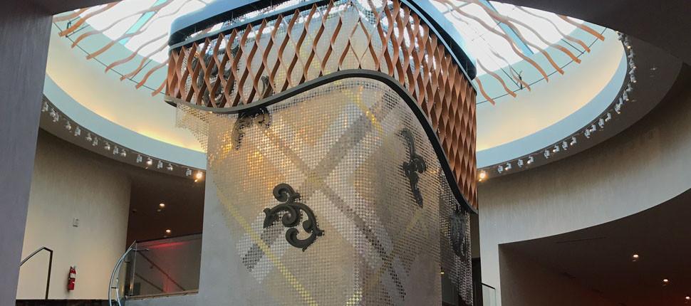Kundenspezifisches Design für das Westin Nashville Hotel